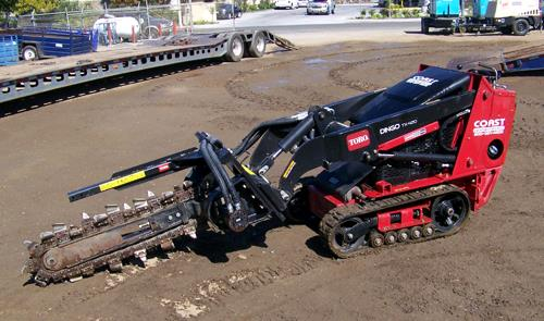Where to find DINGO TRENCHER ATTACHMENT in Columbia