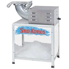Where to find SNO CONE MACHINE in Columbia