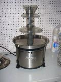 Where to rent CHOCOLATE FOUNTAIN SILVER 5LB in Columbia MO