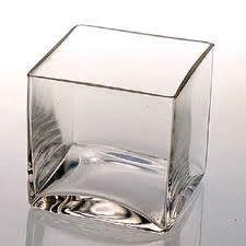 Where to find GLASS SQUARE VASE 5 in Columbia