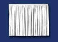 Where to find WHITE DRAPES-60X96 FOR  PIPE N DRAPE in Columbia