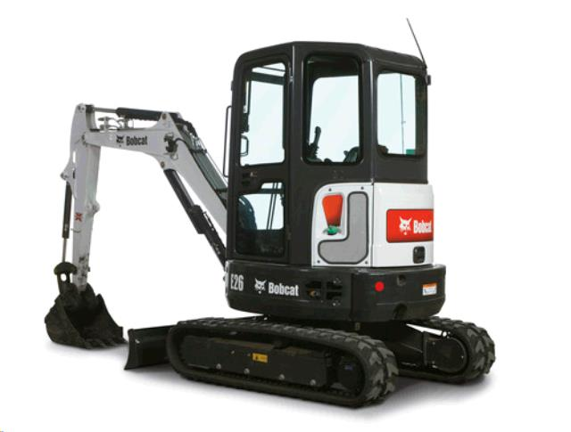 Where to find BOBCAT EXC  E26  3 4 TON TRUCK in Columbia