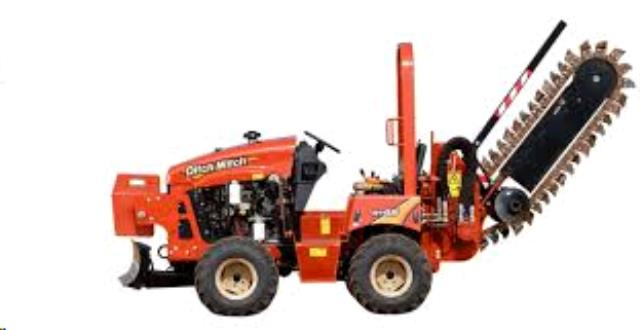 Where to find TRENCHER 6  DITCH WITCH RIDE ON in Columbia