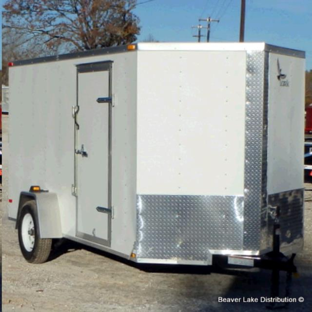 Where to find TRAILER ENCLOSED 6X12 V-NOSE in Columbia