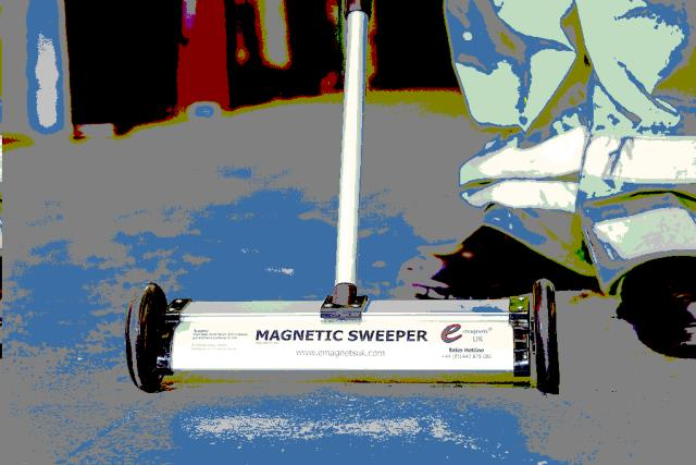 Where to find MAGNETIC SWEEPER in Columbia