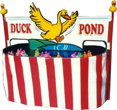 Where to find GAME DUCK POND in Columbia