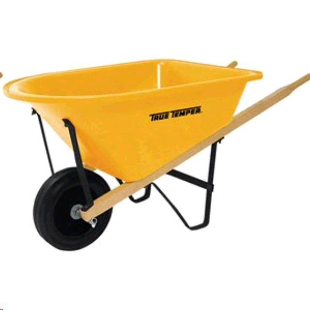 Where to find WHEEL BARROW 6 CUBIC FT in Columbia