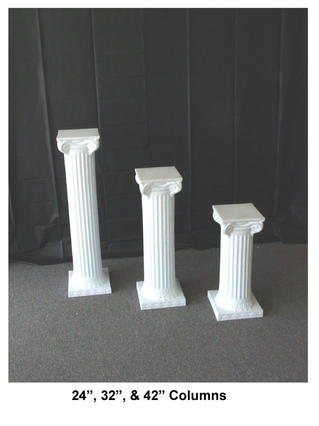 Where to find COLUMN 30  TALL in Columbia