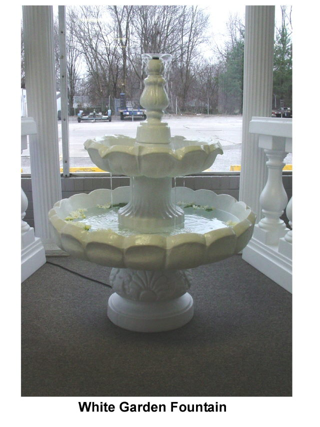 Where to find COLUMN- GARDEN FOUNTAIN in Columbia