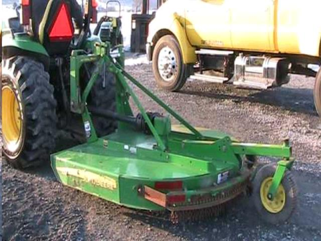 Where to find TRACTOR JD   5  BRUSHHOG 2 5 16 in Columbia