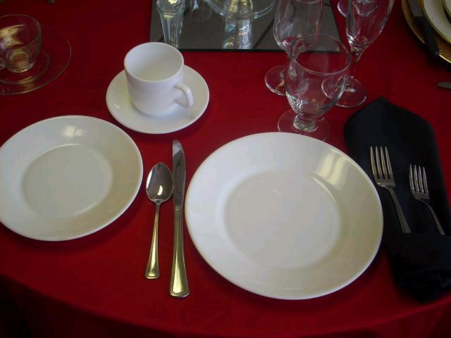 Where to find CHINA DINNER PLATE  WHITE in Columbia